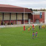 RC Saint-Jory/Bruguières XV: A nouveau sur les rails
