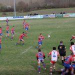 RC Saint-Jory/Bruguières XV: Ramène 1 point de Marciac.