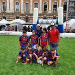 Au festival du rugby, L'EDR Nord Toulousain y était